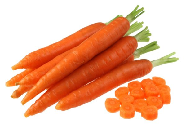 zanahoria encurtida