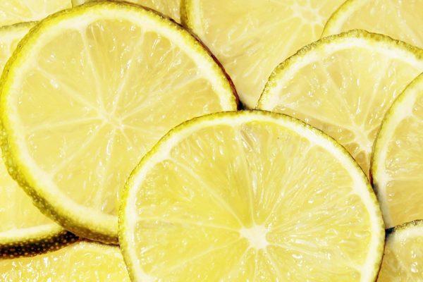 Rodajas de limon